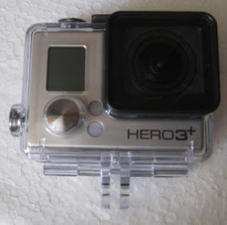 Jual GoPro HERO 3 Bekas
