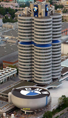 BMW Headquater