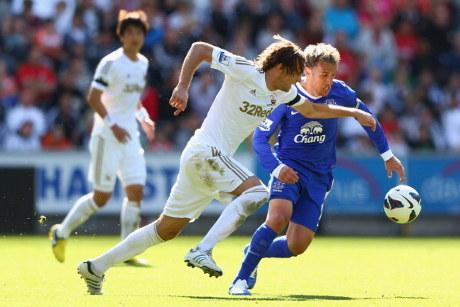 Everton,Sweansea,BPL,League England,Barclays