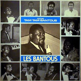 Les Bantous - Tam Tam Bantous,Editions Tam Tam Bantous