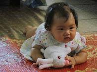 Nur Aneesa Hani - 7 bulan