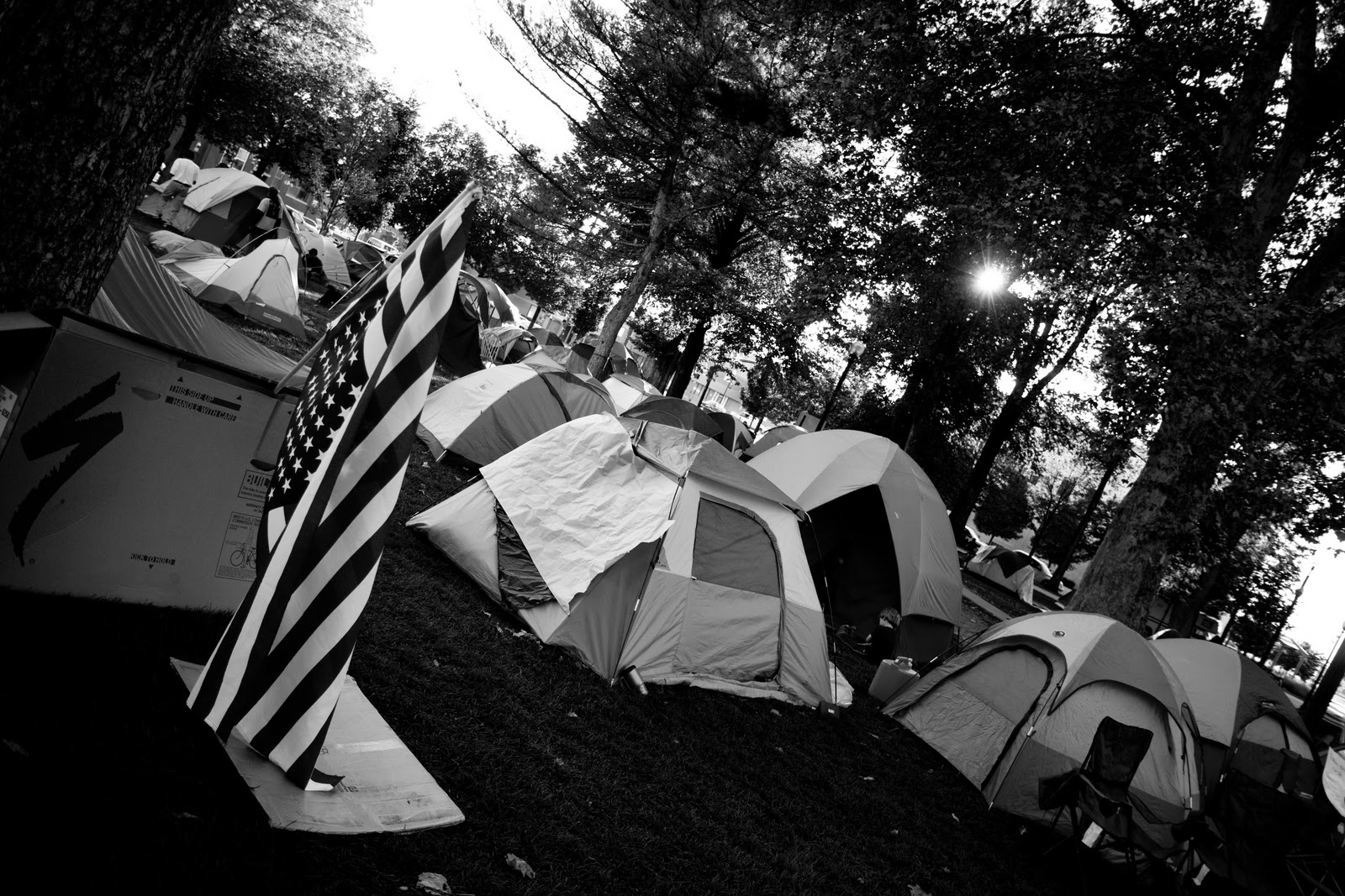 counterculture essay the occupy wall Free essay: counterculture for the first time in american history, a large  population of people of all ages, classes, and races came together to challenge.