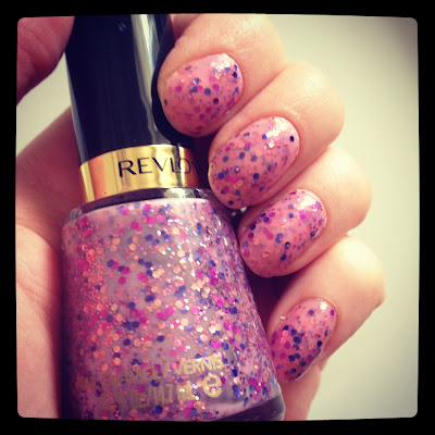 Revlon Nail Polish in Girly