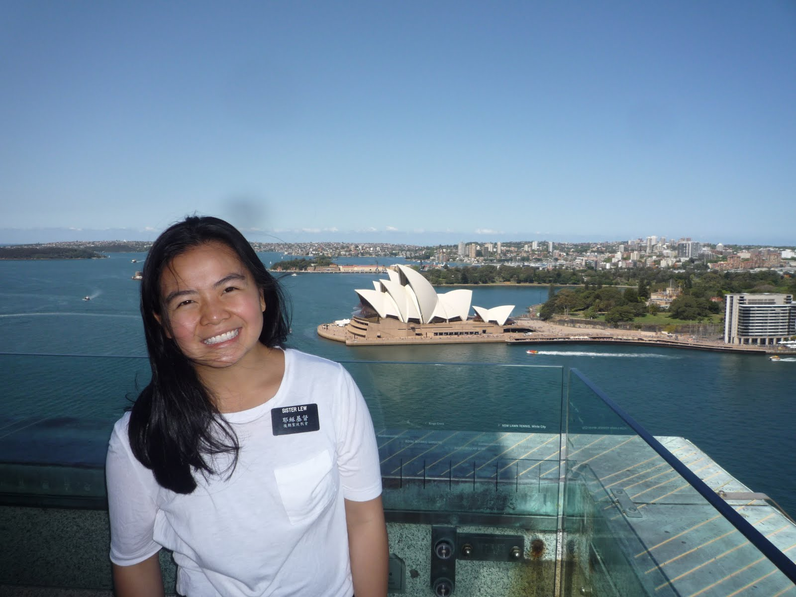 Hello from Sydney!