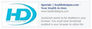 http://www.healthdesigns.com/specials