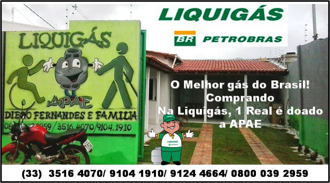 Liquigás - Diego Fernandes e Família