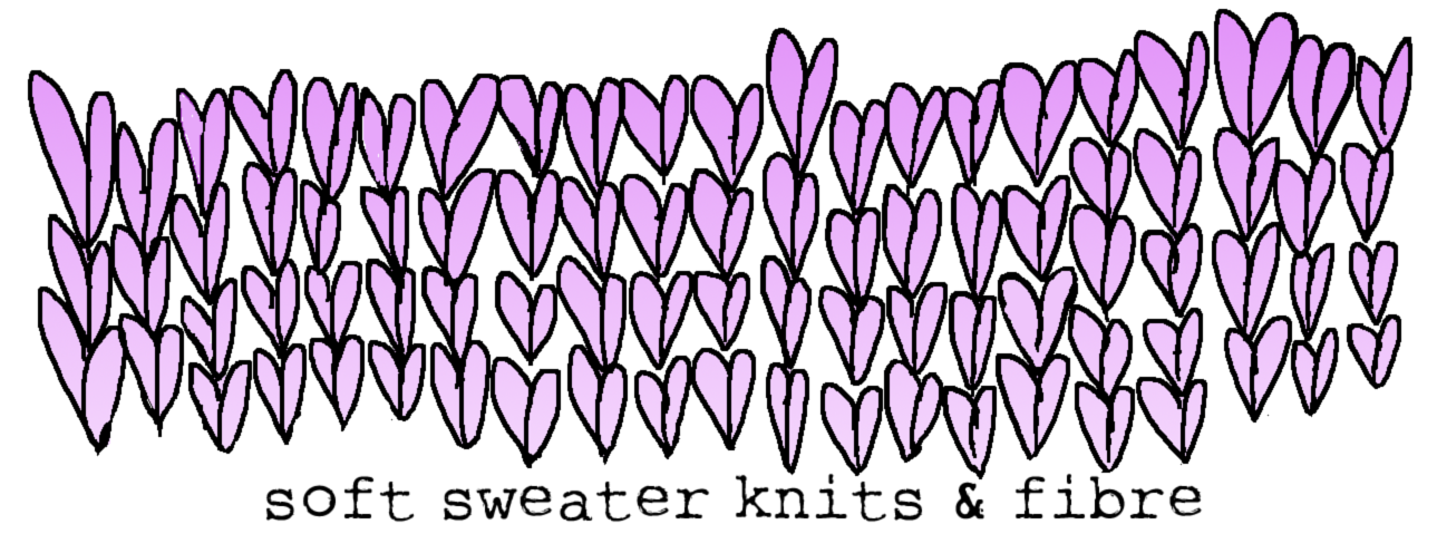 Soft Sweater Knits & Fibres