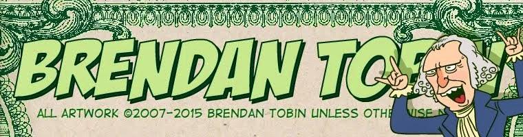 Brendan Tobin