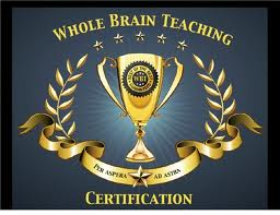whole brain teaching, whole brain teaching certification, WBT