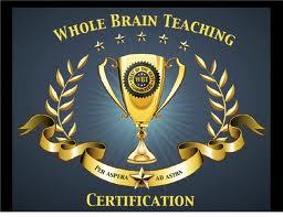 whole brain teaching, whole brain teaching certification, WBT