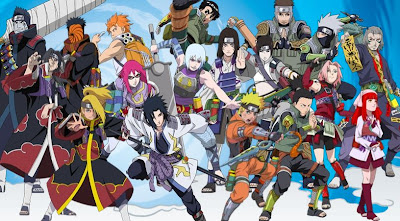 Naruto Shippuden :Dragon Blade Chronicles