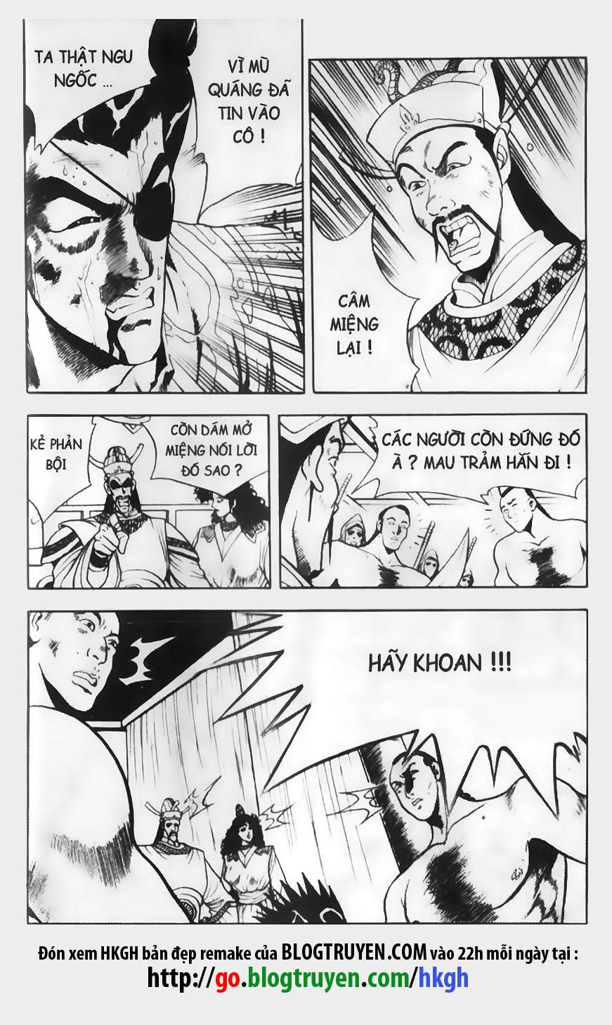 Hiệp Khách Giang Hồ chap 21 page 4 - IZTruyenTranh.com