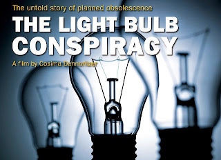 Poster Image of the documentary film The Light Bulb Conspiracy (2010)