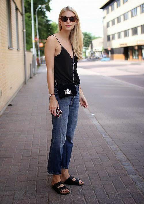 how to wear birkenstock gizeh