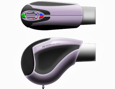 Innovative Hair Dryers and Cool Hair Dryer Designs (15) 9