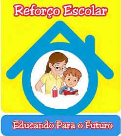 REFORÇO ESCOLAR - MATRÍCULAS ABERTAS