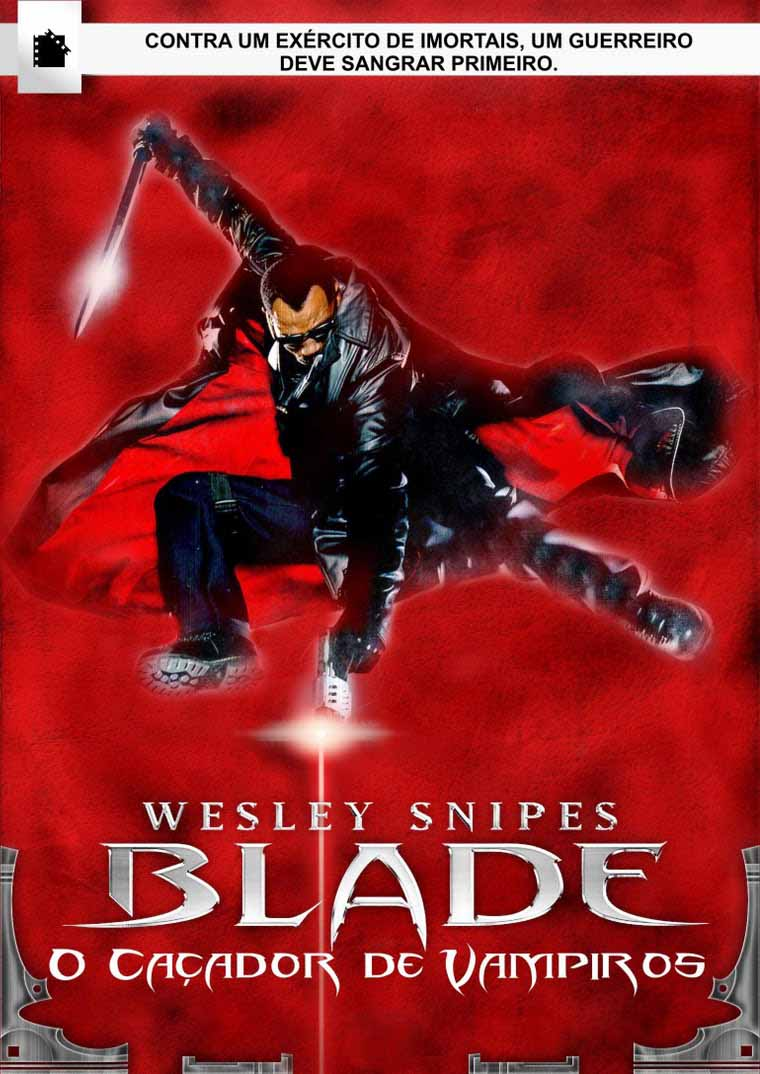Blade: O Caçador de Vampiros Torrent - BluRay 720p/1080p Dual Áudio
