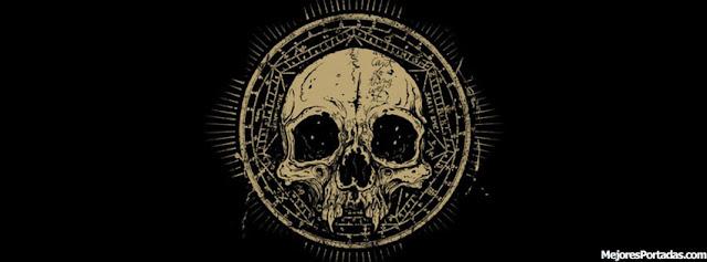 Calavera logo - Portada Facebook