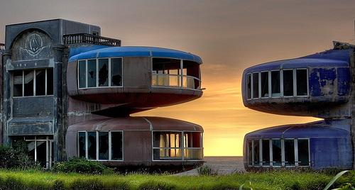 Arquitecturas olvidadas (V): San Zhi, la urbanización marciana