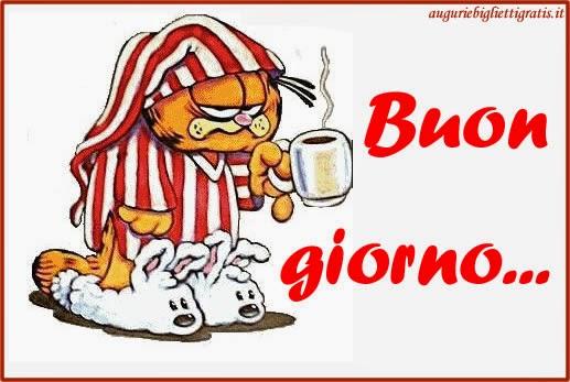 Foto divertenti buongiorno simpatici per facebook for Foto divertenti di buongiorno