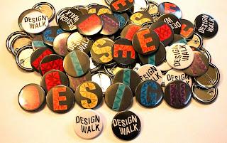 Chapas personalizadas Design Walk Esdir