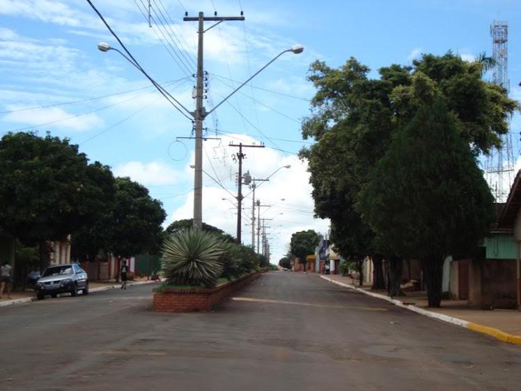 Sandovalina - Avenida principal