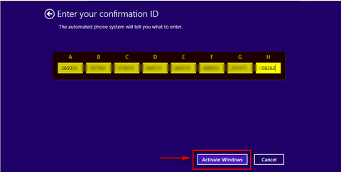 windows 8 change motherboard activation