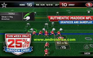 MADDEN NFL 25 by EA SPORTS android Game Download,
