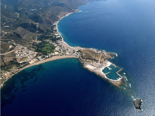 South Crete: a tropical paradise in Greece: Paleochora ...