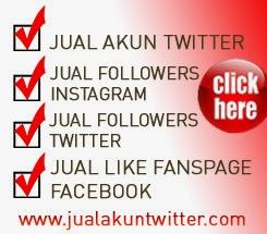 Jual Akun Twitter