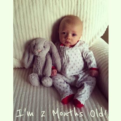 TESSA RAYANNE: My Baby Boy is 2 Months Old!