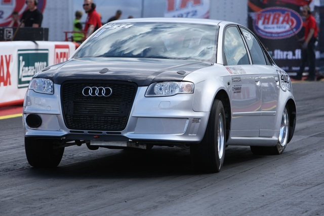 World's Fastest Audi RS4 with 1200+ HP is FOR SALE ~ Audi Motorsport