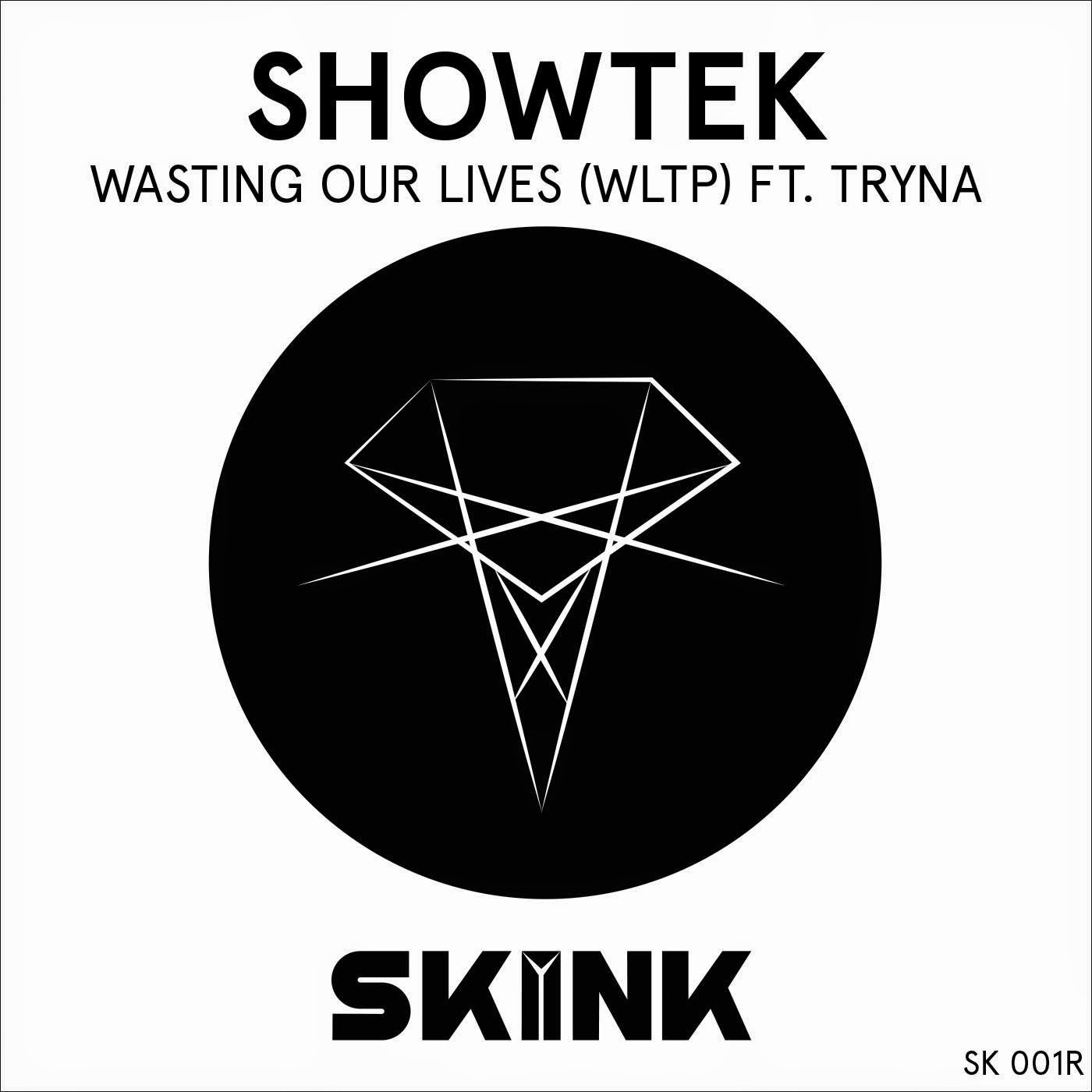 Showtek - Wasting Our Lives (WLTP) [feat. Tryna] - Single  Cover