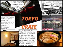 Tokyo Craze Webcomic