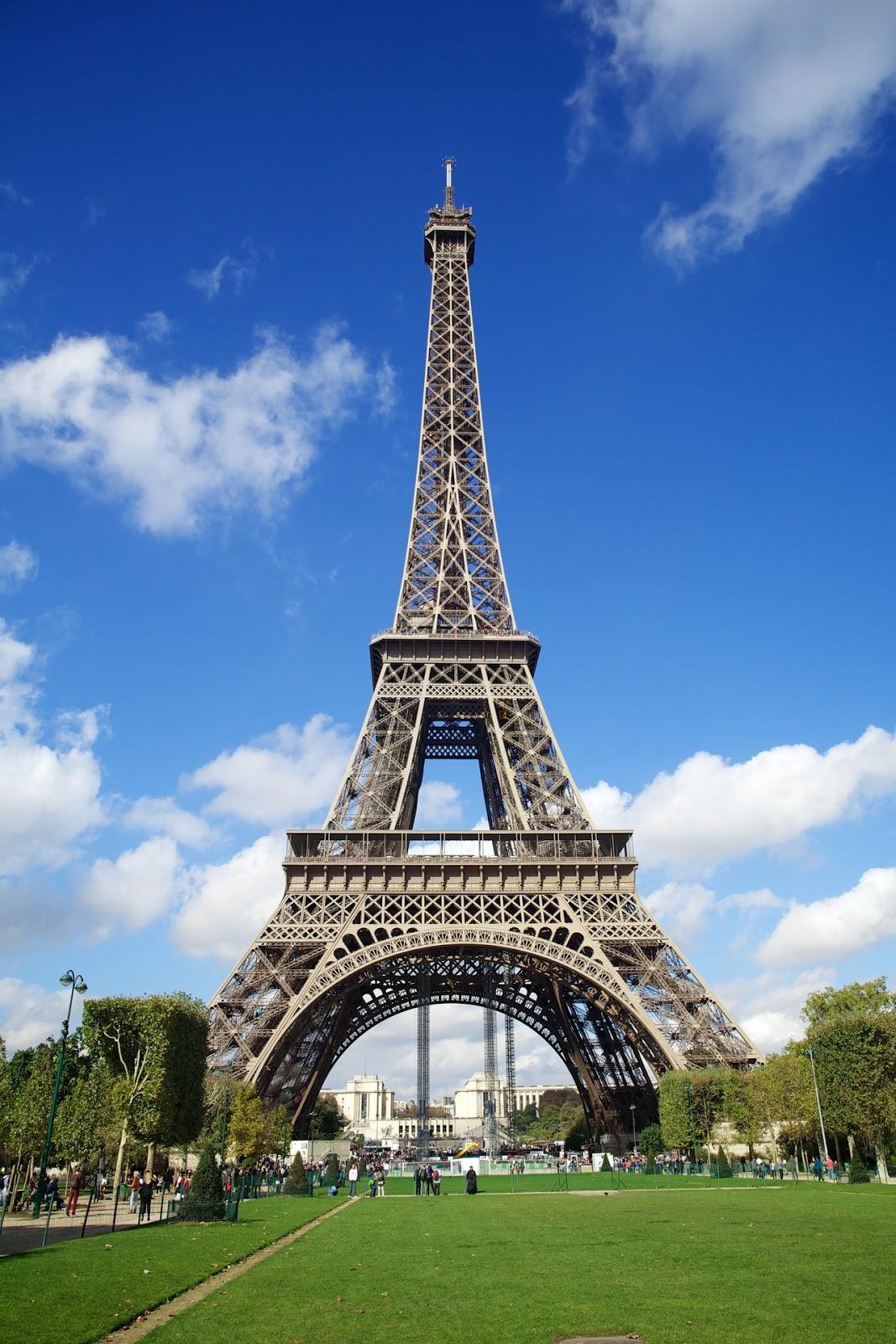 Paris landmarks of paris - Image tour eiffel ...