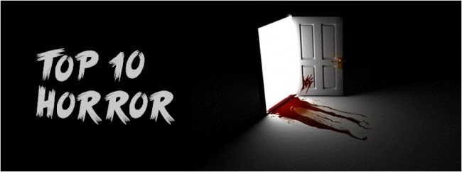 Top 10: Kedvenc Horrorfilmek
