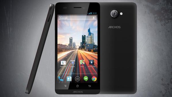 new archos 4G