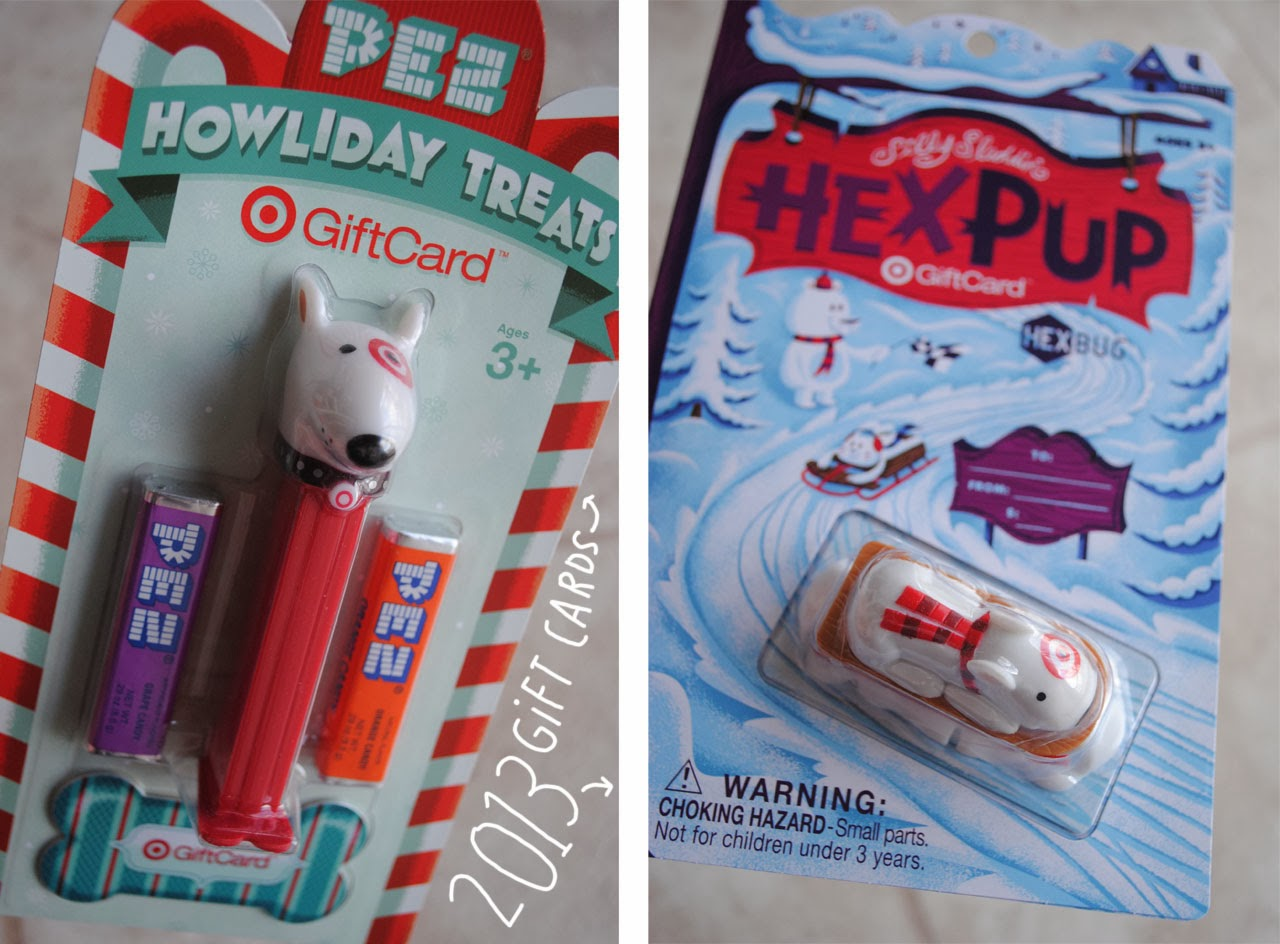 The Crafting Shell: Target Gift Cards