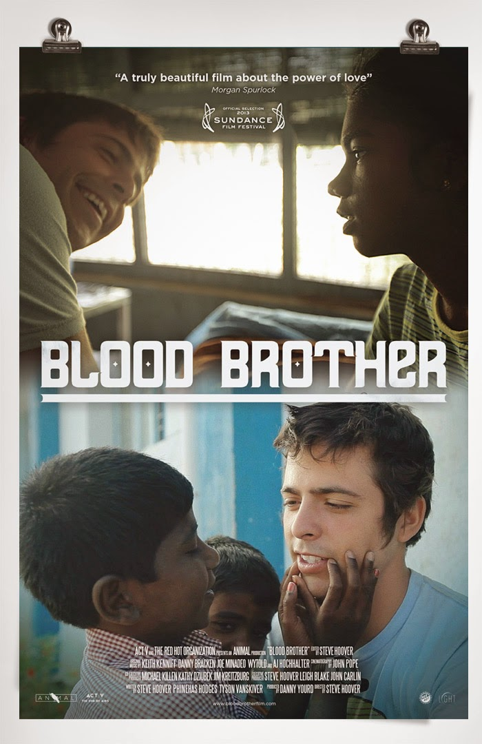 Frases del documental Blood Brother