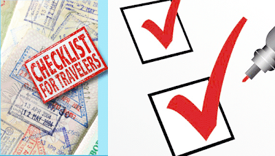 Travel Health Insurance Checklist