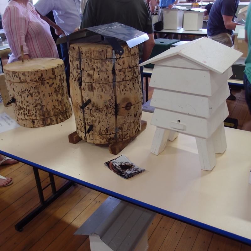eight acres: bee keeping open day
