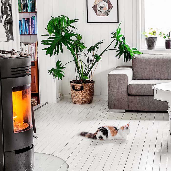 Decordemon Industrial Style Flat In A Victorian Terrace: Decordemon: Inside The Norwegian Home Of An-Magritt Moen