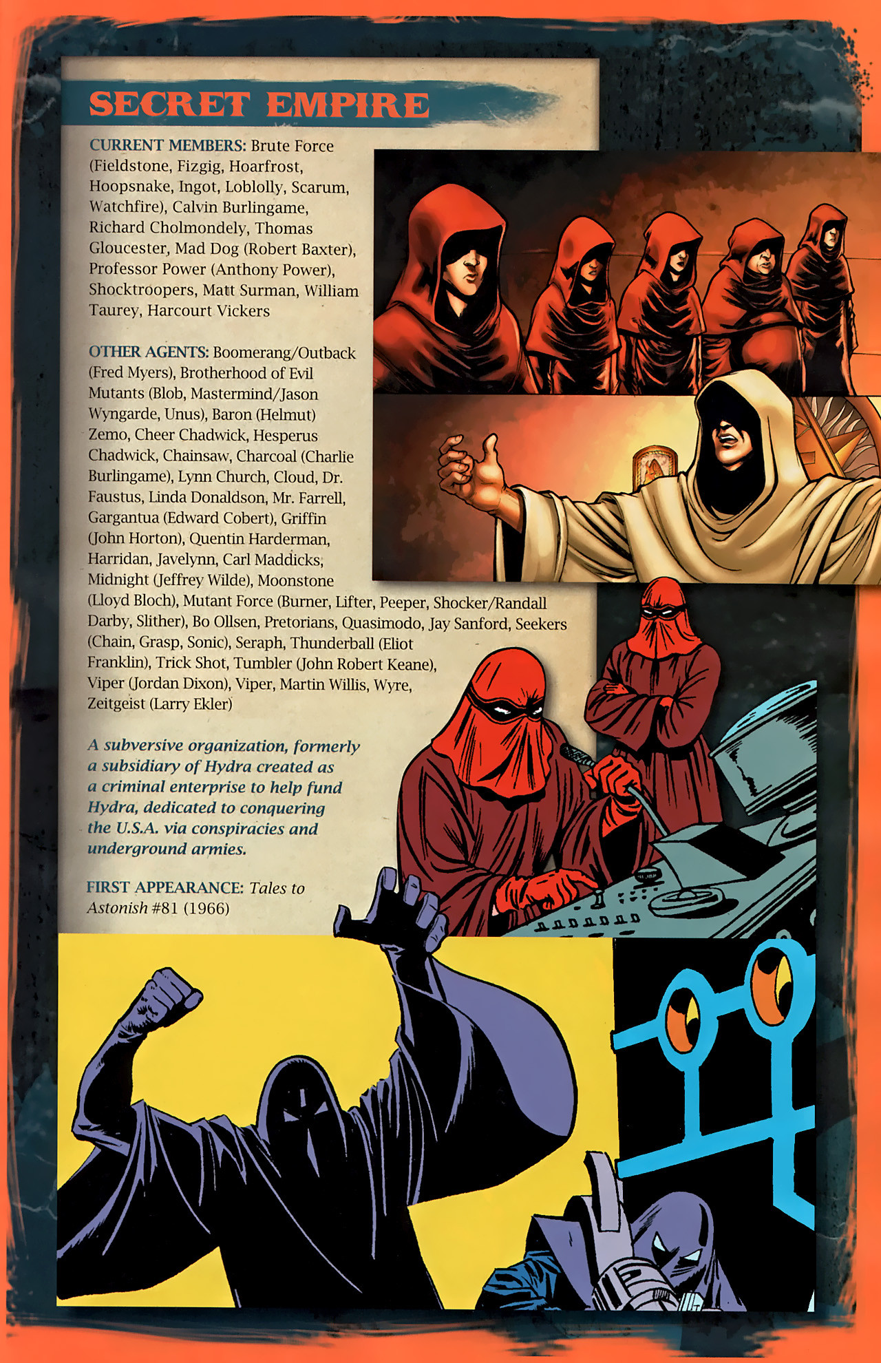 Read online Taskmaster (2010) comic -  Issue #1 - 25