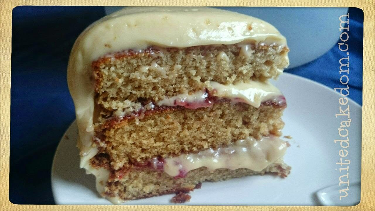 Peanut Butter And Jelly Cake Hummingbird