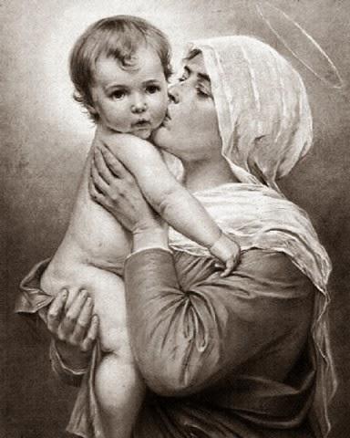 MARÍA, PRIMERA CRISTIANA ANTES DEL CRISTIANISMO