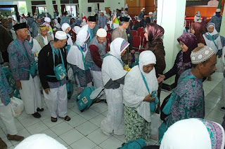 Tiba Di Bandara, Satu Jamaah Haji Tegal Masuk RS Cuci Darah
