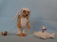 мишка тедди Славик