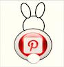 COELHINHO POMPOM NO PINTEREST (CLICAR)