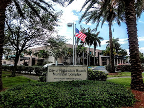 Hallandale Beach City Hall
