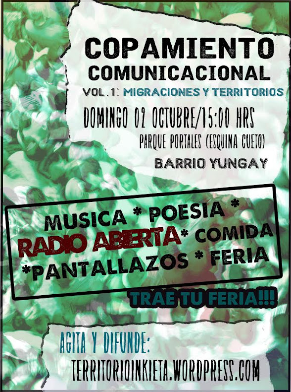 SANTIAGO: COPAMIENTO COMUNICACIONAL